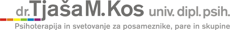 dr. Tjaša M. Kos logotip